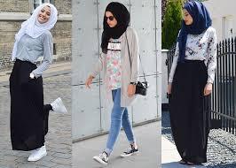 Model Busana Hijab Modis Terbaru | Model Baju Dan Rambut Terbaru