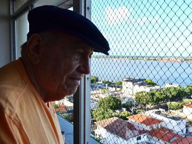 """""""Minha presença na vida pública é para cuidar do desenvolvimento do estado"""", diz Teixeira (Foto: Marina Fontenele/G1)"""