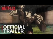 Second part of anime Kengan Ashura to be released on Netflix