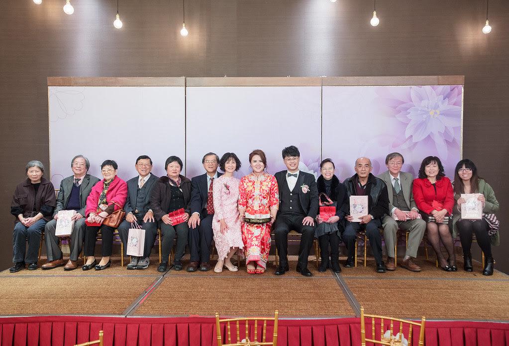 竹北晶宴婚禮紀錄