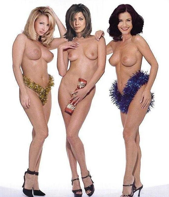 courteney cox und jennifer aniston nude