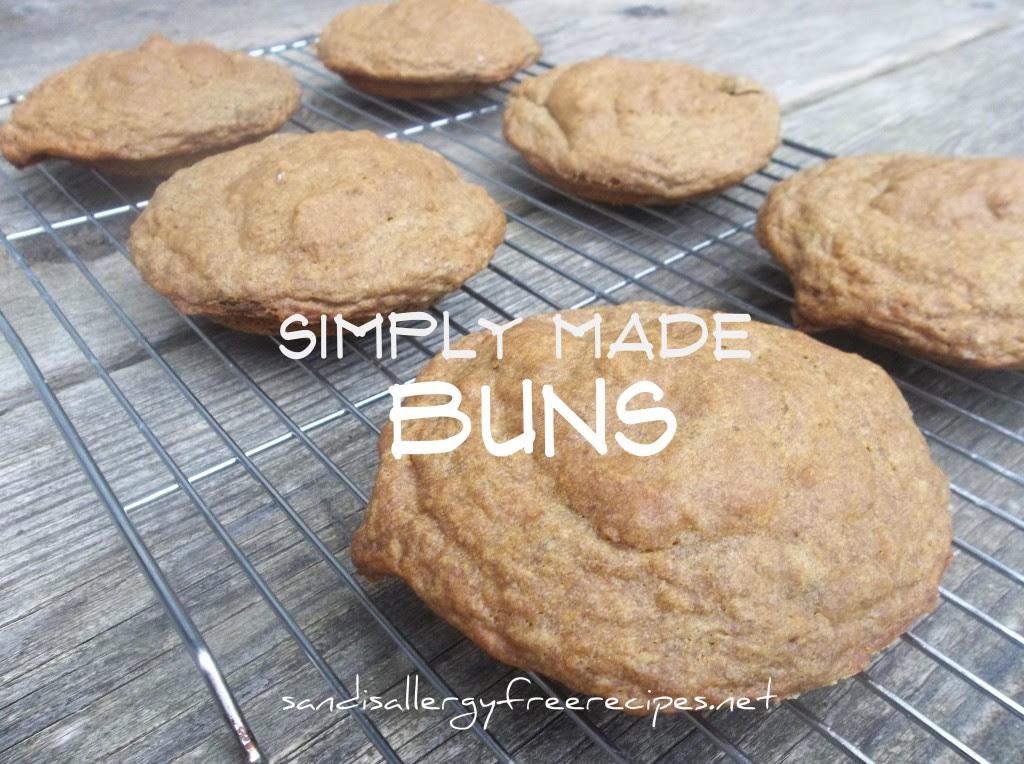 Simply Made Buns