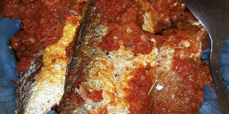 Resep Ikan Sambal Balado Ala Medan Horas Oleh Miftahul Jannah