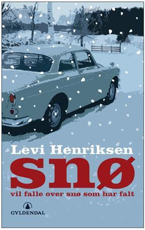 """""""Snø vil falle over snø som har falt"""" av Levi Henriksen"""