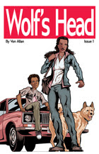 Wolf's Head Issue 1 cover