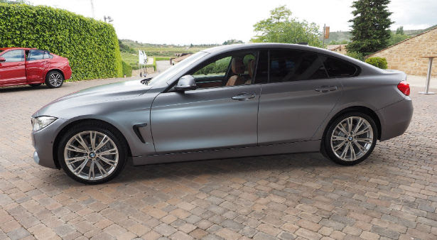 2015 BMW 4 Series Gran Coupe Mineral Grey | Top Auto Magazine