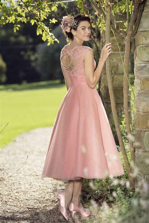 1000  ideas about Tea Length Bridesmaid Dresses on