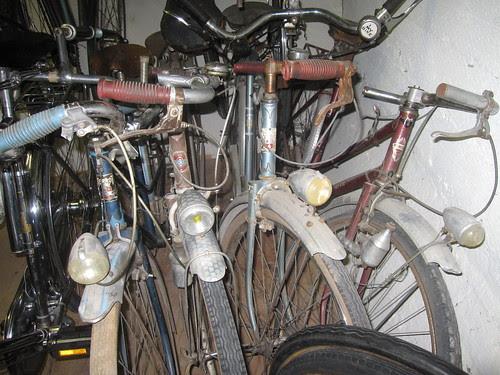 Pile o' 650B city bikes
