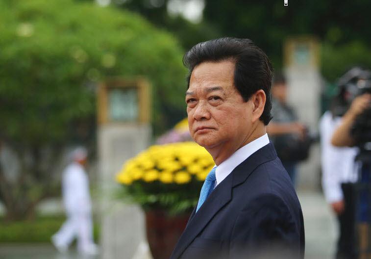 Ngày 6.4, miễn nhiệm Thủ tướng Nguyễn Tấn Dũng - 1