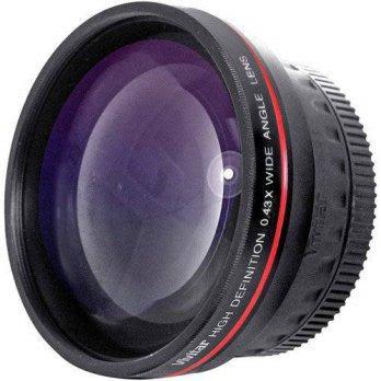 Harga Macyskorea 52mm Vivitar 043x Wide Angle Lens With A