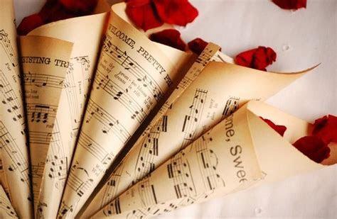 Music Wedding Theme Invitation, Dinner Choice RSVP, Save