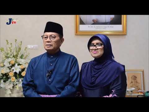 """Gubernur Jambi Ucapkan """"Selamat Hari Raya Idul Fitri"""" 2019"""