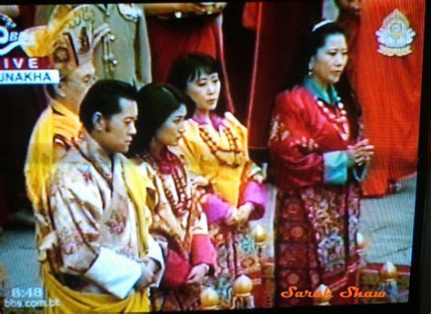 Traditional Dress in Bhutan for Fashion Week