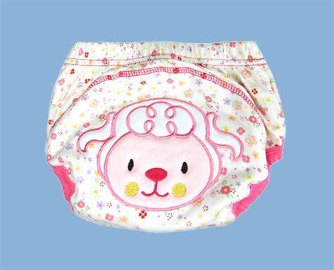 2019 New Cartoon 3 Layers Baby Nappies TPU Washable Cloth