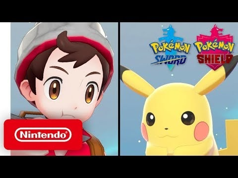 Pokémon Sword And Shield Could Have An Autosave Feature