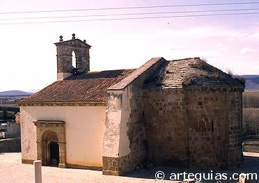Ermita de los Santos Mártires Nereo, Aquileo, Pancario y Domitila de Garray, Soria