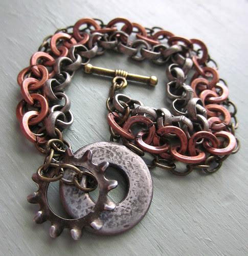 3-Tone Bracelet