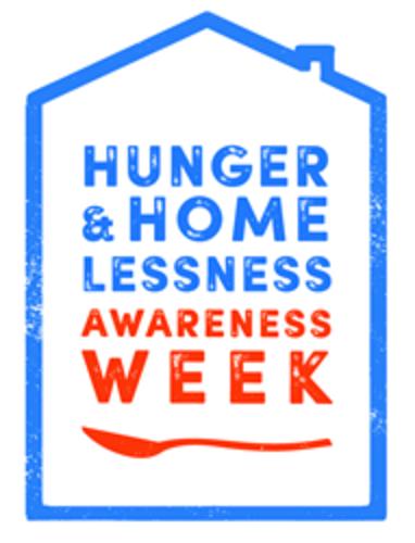 Hunger & Homelessness Awareness Week