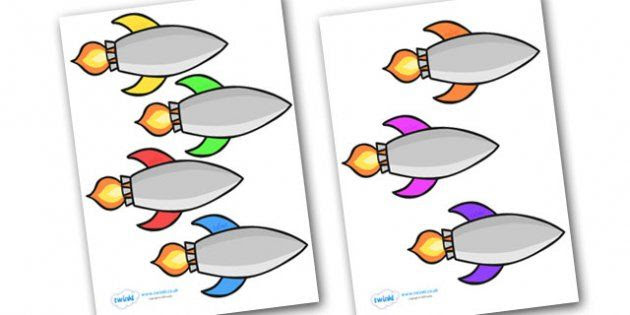 Student-centered resources, Space rocket and Astronauts on Pinterest