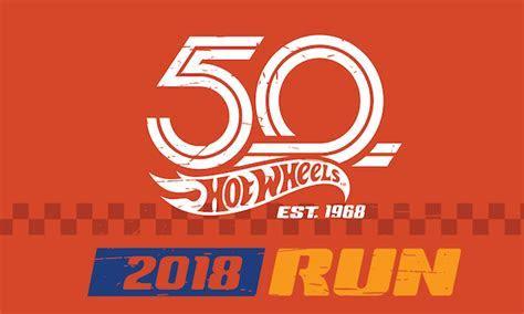 Hot Wheels 50th Anniversary Run 2018 Coming Soon