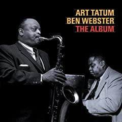 Art Tatum / Ben Webster  The Album cover