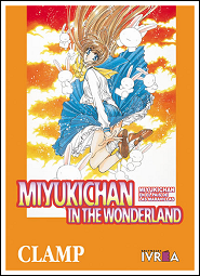 Miyukichan in the Wonderland