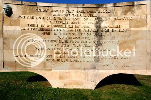 Ari Burnu Memorial