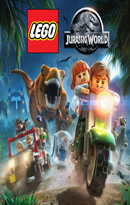 LEGO Jurassic World-KaOs