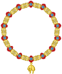 Golden Fleece Collar (Knight).svg