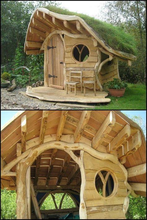 spielhaus selbst bauen anleitung wohn design