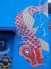 tattoo goldfish