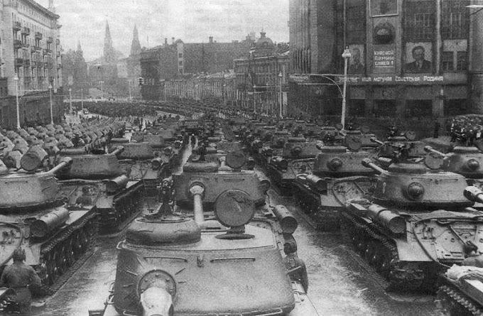 Os 3 melhores tanques soviéticos da Segunda Guerra Mundial