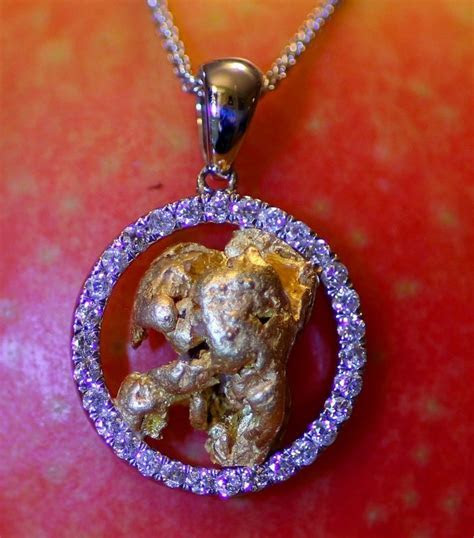 Natural Alaska Gold Nugget Jewelry   Division of Global