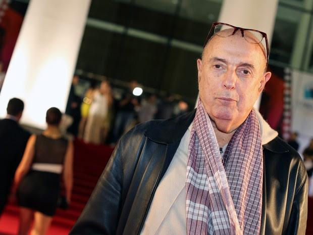 Hector Babenco confere a retomada do festival de cinema em Paulínia (Foto: Aline Arruda/ Divulgação Paulinia Film Festival)