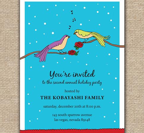 Happy Holiday Designs - DIY Printables