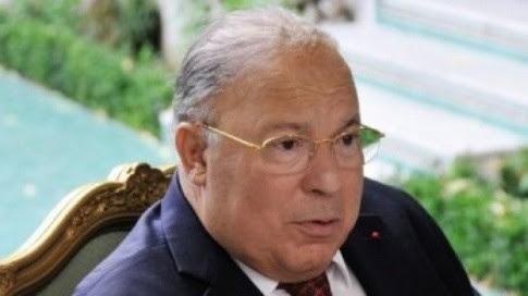 Le recteur de la Grande Mosquée de Paris, Dalil Boubakeur, a annoncé avoir reçu samedi Jean-François Copé, après le limogeage du conseiller à la diversité de Nicolas Sarkozy.  (c) Afp