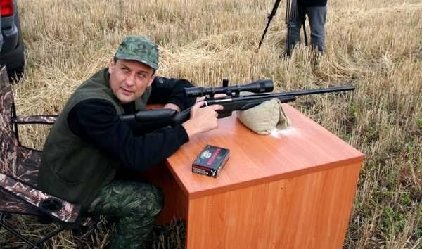 Эдуард Слинько / Фото: forum.guns.ru