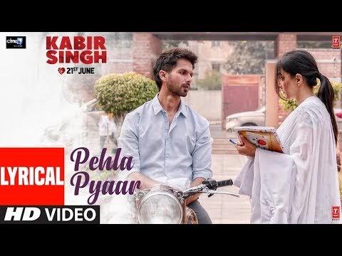 Lyrics of Pehla Pyaar - Armaan Malik - LyricsPro