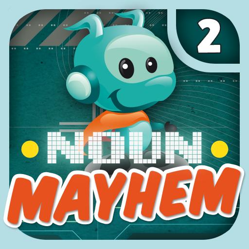 Noun Mayhem HD - Level 2