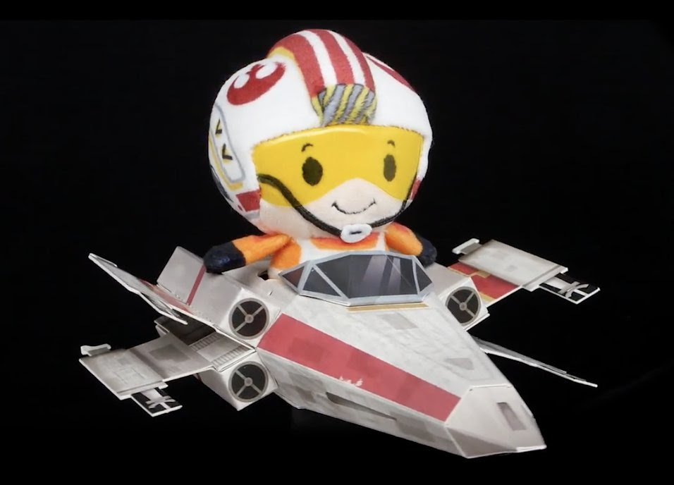 Star Wars Itty Bittsy: Con Exclusives, May 4th & New Reveals   Anakin And His Angel