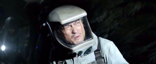 Ken Watanabe stars in 2014's GODZILLA.
