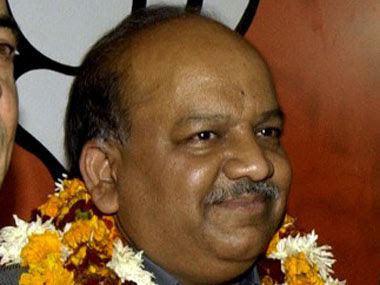 Dr Harsh Vardhan in a file photo. AFP
