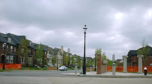 the new Gaslight Square