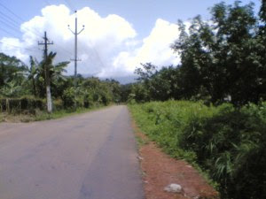 Road to my village
