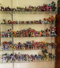 Mi colección de Transformers (27-Mar-2011) - Estante 1 - G1 - Classics