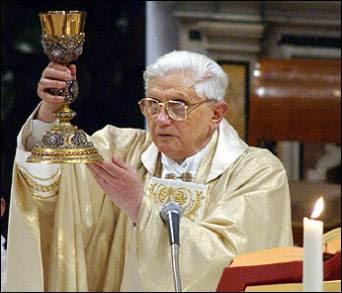 Pope Benedict XVI - Mystery Babylon