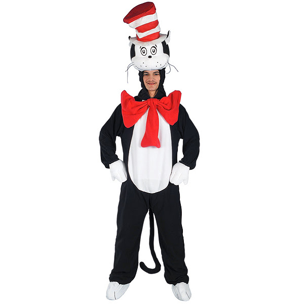 The Cat In The Hat Costume. Code: 5340