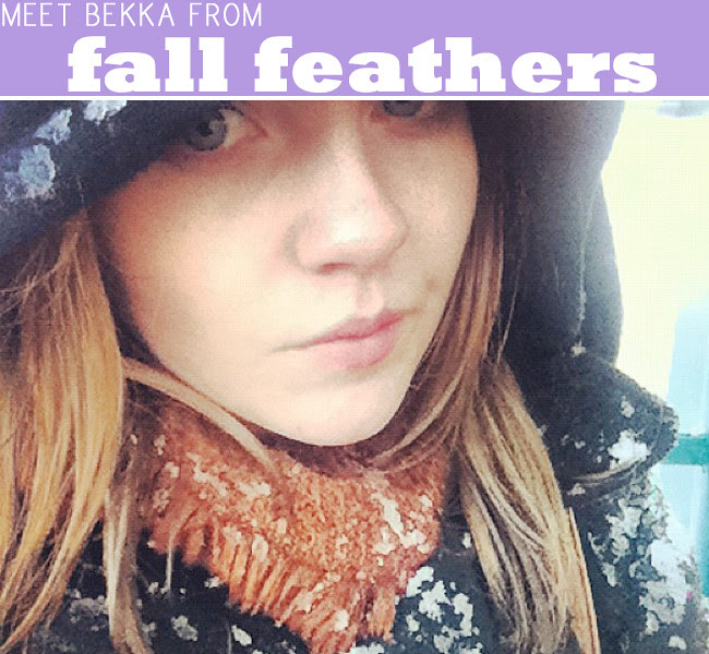 Sponsor Bekka Fall Feathers