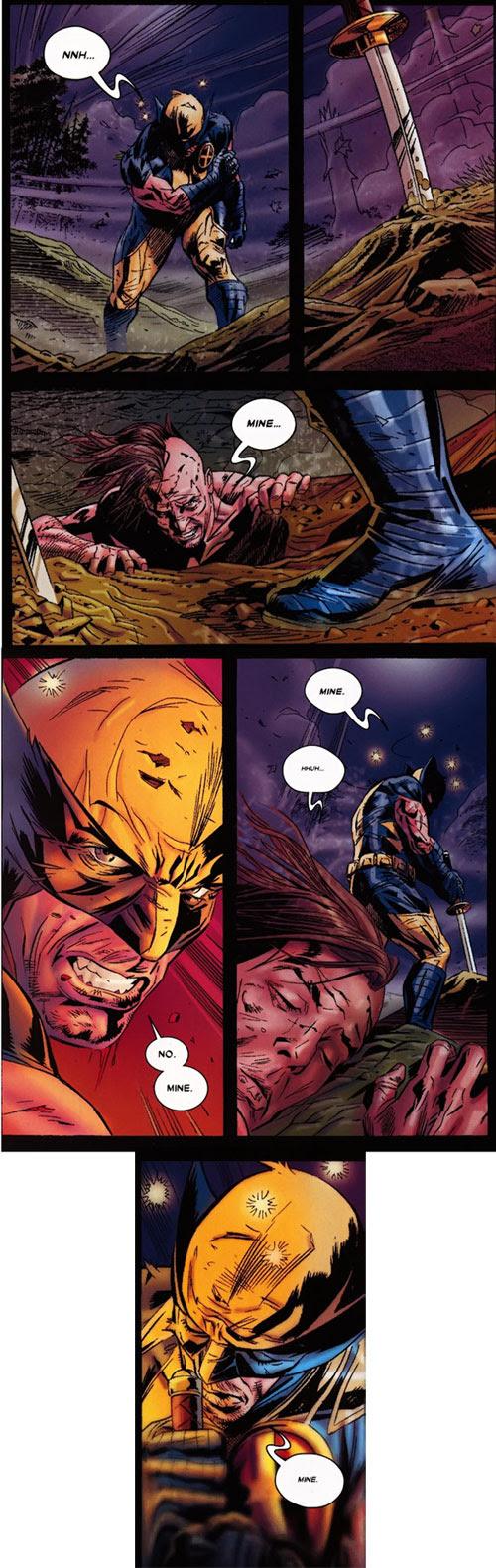 Wolverine Origins #35