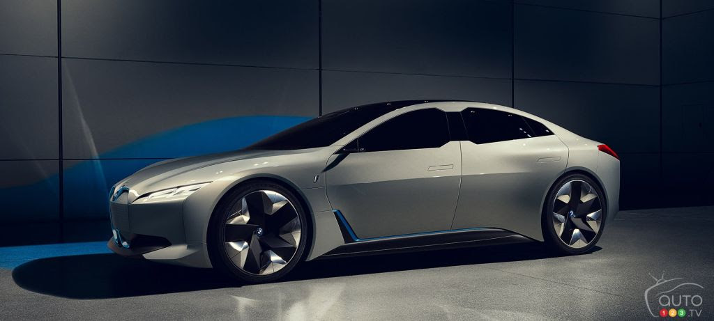 BMW i4 and its 700 km range to debut in 2020  Car News  Auto123